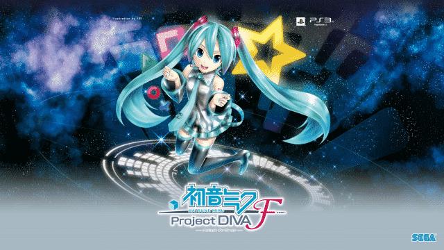 Hatsune Miku, Project Diva F : disponible sur PS Vita