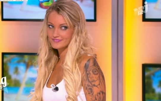 Le Mag d'NRJ12 : Aurélie Dotremont veut se faire tatouer la liste de ses ex avec Benjamin et Isaac