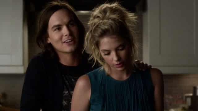 """Pretty Little Liars s5 : """"Hanna pourrait se faire pipi dessus en retrouvant Caleb !"""""""