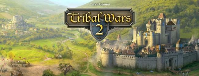 Tribal Wars 2 - une vidéo pour apprendre à devenir un vrai chef de guerre