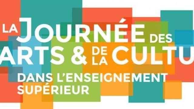 Aurélie Filippetti était présente sur le campus de l'Université d'Avignon lors de la Journée nationale des Arts et de la Culture