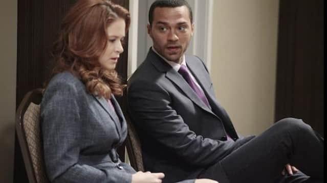 Grey's Anatomy s10e20 : Jackson et April au bord de la rupture ? (vidéo)