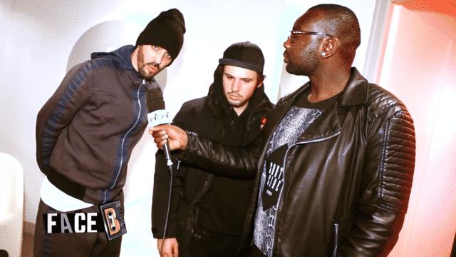 Face B Casseurs Flowters Black M Youssoupha au Hip Hop Normandy Connexion
