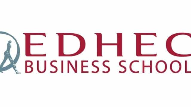 Classement Global Masters in Finance du Financial Times la médaille de bronze revient à l'EDHEC
