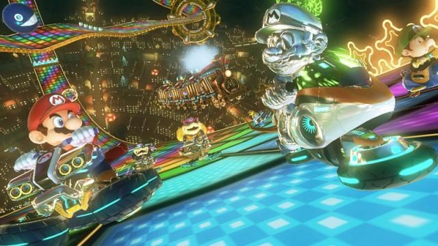 Mario Kart 8: Le mode battle est de retour