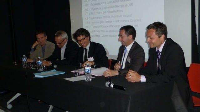 Toulouse III - EDF Lancement du Master Physique de l'énergie et de la transition énergétique