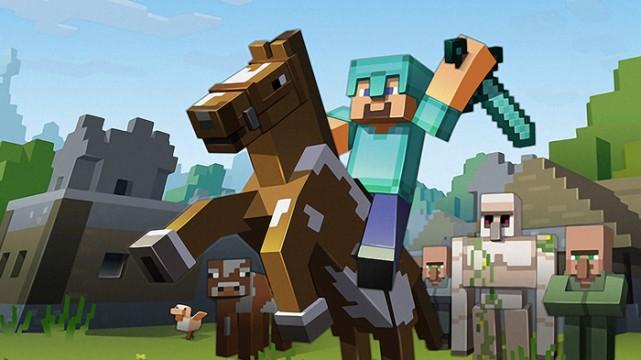 Minecraft : le jeu se vend plus sur console que sur PC et Mac