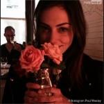The Vampire Diaries : Paul Wesley et Phoebe Tonkin en amoureux sur Instagram ! 2
