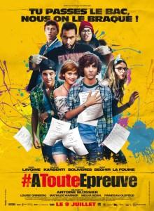 A toute épreuve La Fouine,Thomas Soliveres et Samy Seghir nous racontent les coulisses du film (vidéo exclu MCE)
