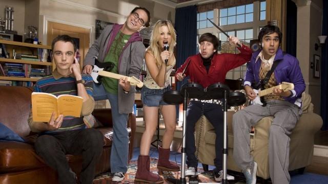 Big Bang Theory la production en pleine négociation salariale