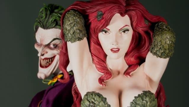 Gotham des précisions sur Le Joker et Poison Ivy