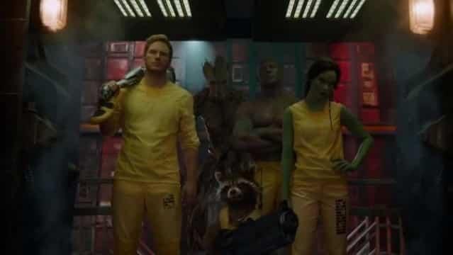 """Les Gardiens de la Galaxie : """"une version barrée d'Avengers, moins présentable"""" selon James Gunn"""