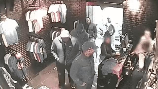 Rohff la video choc de l'agression du vendeur unkut