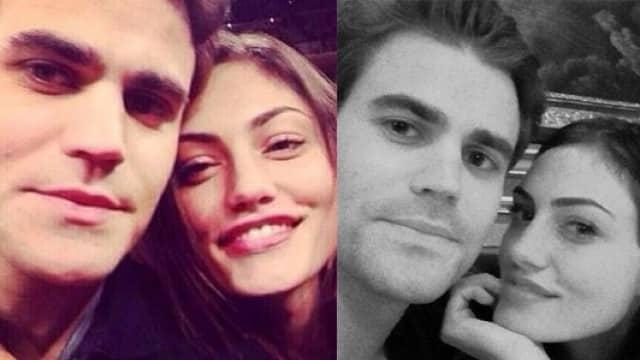 The Vampire Diaries : Paul Wesley et Phoebe Tonkin en amoureux sur Instagram !