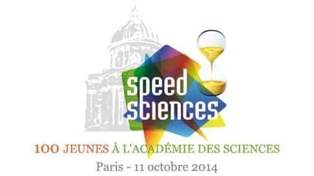 Speed Sciences 100 jeunes invités à échanger avec les plus grands scientifiques français