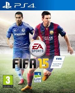 FIFA 15 : Eden Hazard sera sur la jaquette francophone