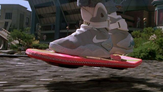 Retour vers le futur : Les Nike de Marty Mcfly en vente pour 80 euros