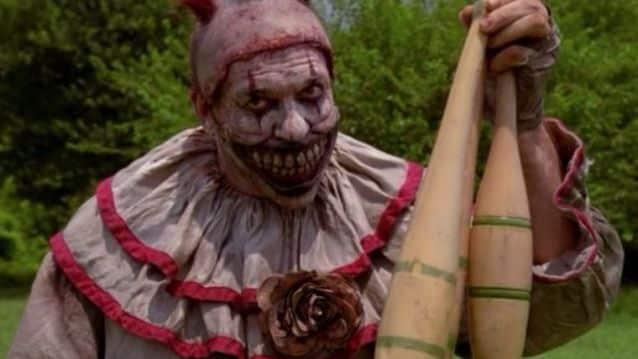 American Horror Story les clowns en colère contre la série