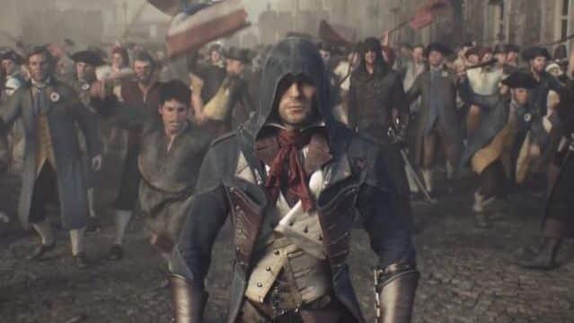 Assassin's Creed Unity : un trailer surpuissant qui emporte tout sur son passage
