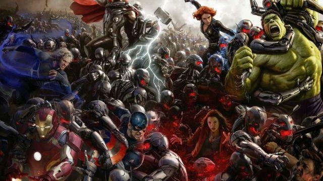 Avengers 2 découvrez enfin la première bande-annonce