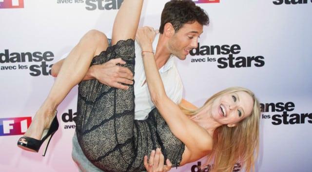 Danse avec les stars 5 : Corneille admiratif de Tonya Kinzinger
