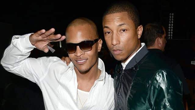 Pharrell Williams et T.I se lancent dans le blues !
