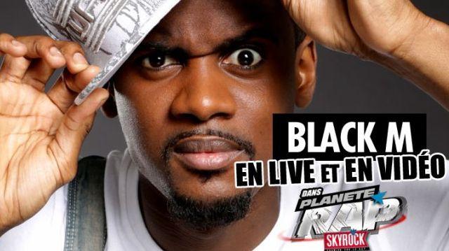 Black M élu artiste masculin de l'année 2014