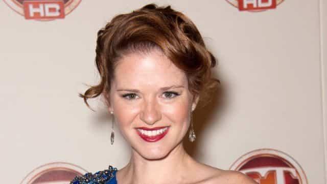 Actrice dans la série « Grey's anatomy », Sarah Drew a acouché d'une petite fille