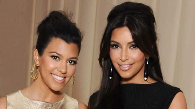 Kim Kardashian : sa soeur Kourtney a accouché de son troisième enfant
