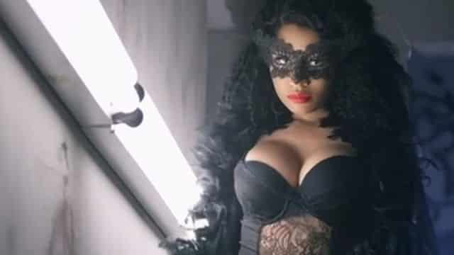 Nicki Minaj ultra sexy dans son dernier clip « Only » avec Chris Brown, Drake et Lil Wayne