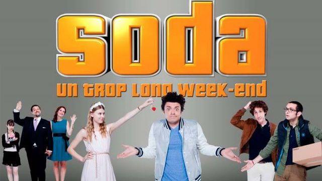 Soda : Kev Adams débarque en prime ce soir sur M6 !