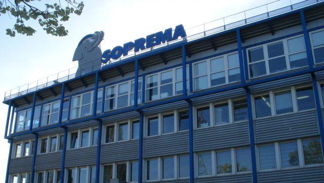 Soprema présente aux doctorants en chimie l'utilisation des polymères dans l'industrie du bâtiment