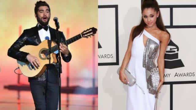 Kendji Girac dévoile son nouveau single en duo avec Ariana Grande