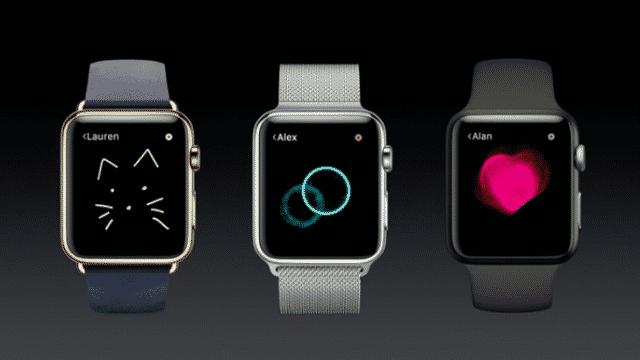 Apple Watch: la montre connectée d'Apple devient réalité