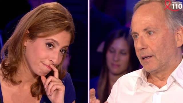 On n'est pas couché- Fabrice Luchini fait le show et drague Léa Salamé !