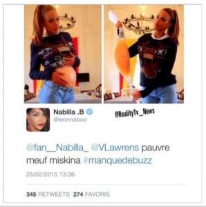 Vanessa Lawrens (LMDB5) clasheNabilla après que l'ex de Thomas l'ait taclé sur sa fausse grossesse !