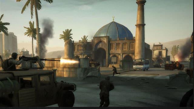 Malgré un moteur graphique dépassé, Battlefield Play 4 Free était très bon