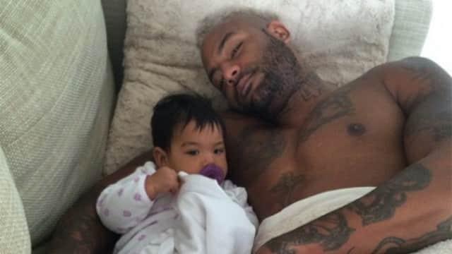 Booba: moment de complicité avec sa fille Luna (Vidéo)