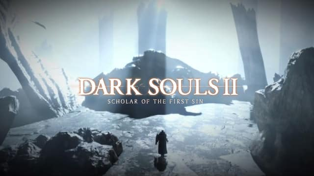 Dark Souls Scholar for The First Sin