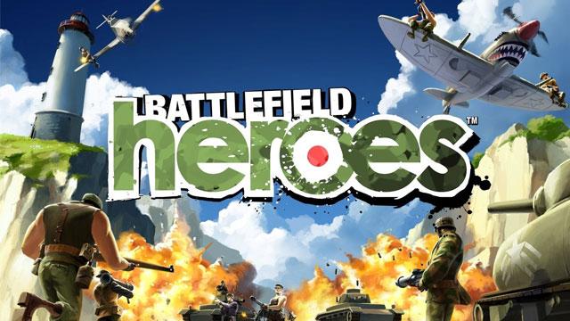 Fin des combats pour Battlefield Heroes
