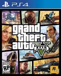 GTA 5 sur PS4