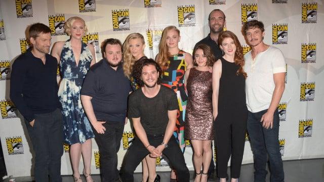 """Game Of Thrones saison 5: les acteurs de la série ne souhaitent pas êtres """"spoilés""""!"""
