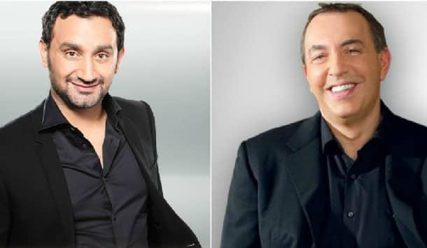 Grand Direct des médias Cyril Hanouna aimerait avoir Jean-Marc Morandini sur D8