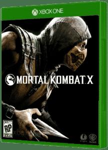 Mortal Kombat X sur ONE