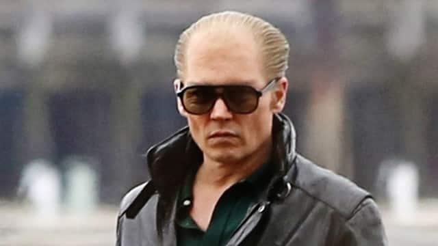 Johnny Depp méconnaissable dans Black Mass! (vidéo)