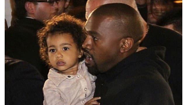 Kim Kardashian North West, déjà une diva à 1 an !