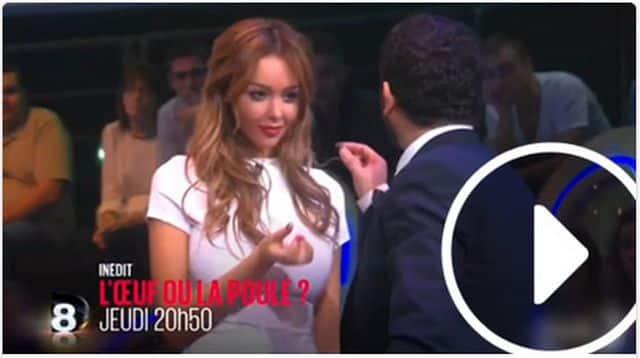 L'instant Twitter Nabilla fait son retour à la télé, Cyril Hanouna fan du film de Jamel Debbouze et Sarkozy dément les propos ignobles sur François Bayrou