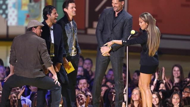 MTV Movie Awards: Robert Downey Jr Vin Diesel et Channing Tatum font le show!