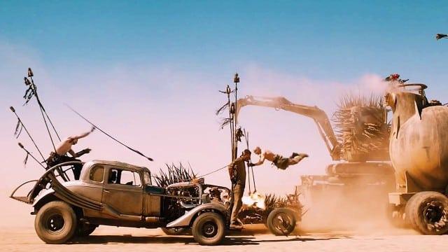 Mad Max Fury Road: nouveau trailer explosif!
