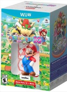 Mario Party 10 Amiibo